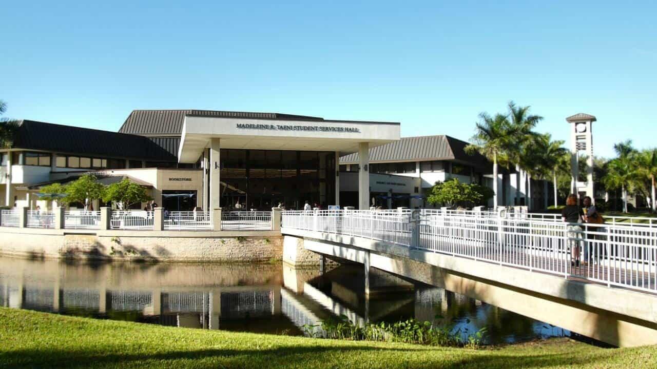 كلية جنوب غرب فلوريدا Florida southwestern state college كيسان للخدمات التعليمية